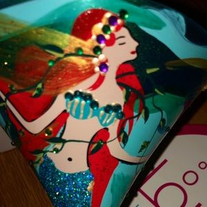 """LOLITA """"Love My Martini"""" 2013 Collection Other - NWT - Vintage LOLITA Love My Martini MERMAID Glass"""